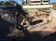 Earthworks underway at Alondra Residences